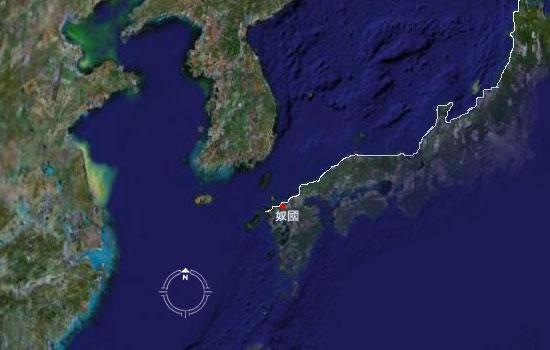古代の中国人にとって日本海沿岸部の地理感は明確だが、太平洋沿岸部は曖昧。日本海沿岸に面した奴国。日本海沿岸部に面した地域では、奴国は最南端にあることが分かる。
